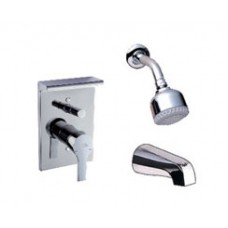 3921 IN-WALL BATH & SHOWER MIXER