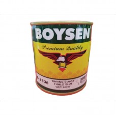 2306-Q 1/4L BOYSEN TINTING COLOR THALO BLUE