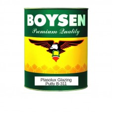 311-L LITER BOYSEN PLASOLUX GLAZING PUTTY