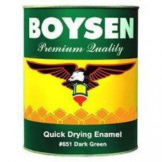 651-G GAL. BOYSEN QDE DARK GREEN